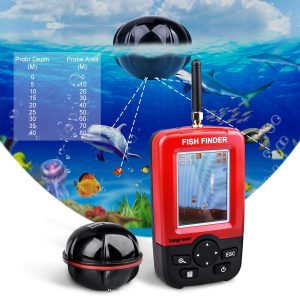 Longruner Fishing Finder Portable